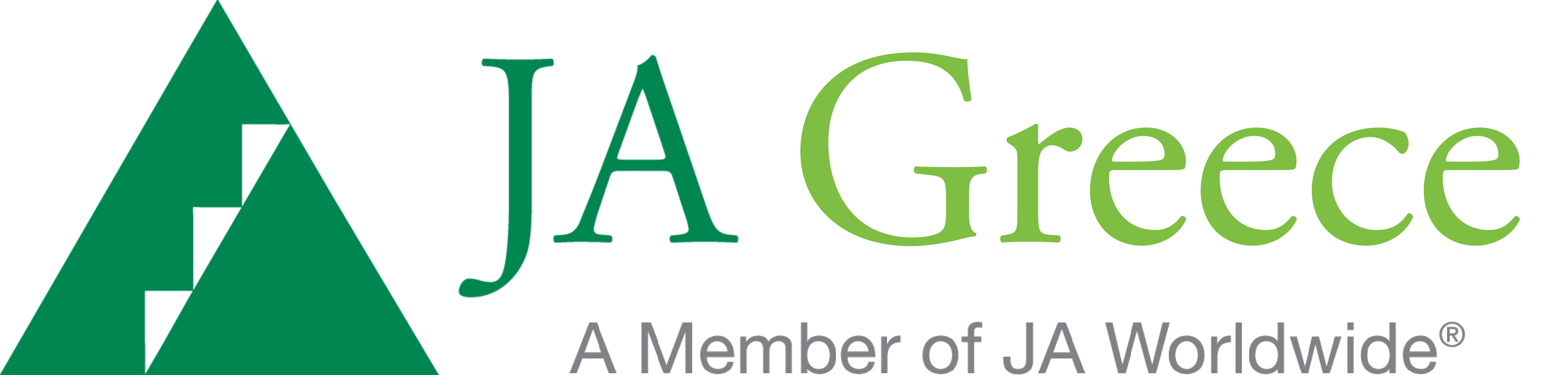 JA Greece logo