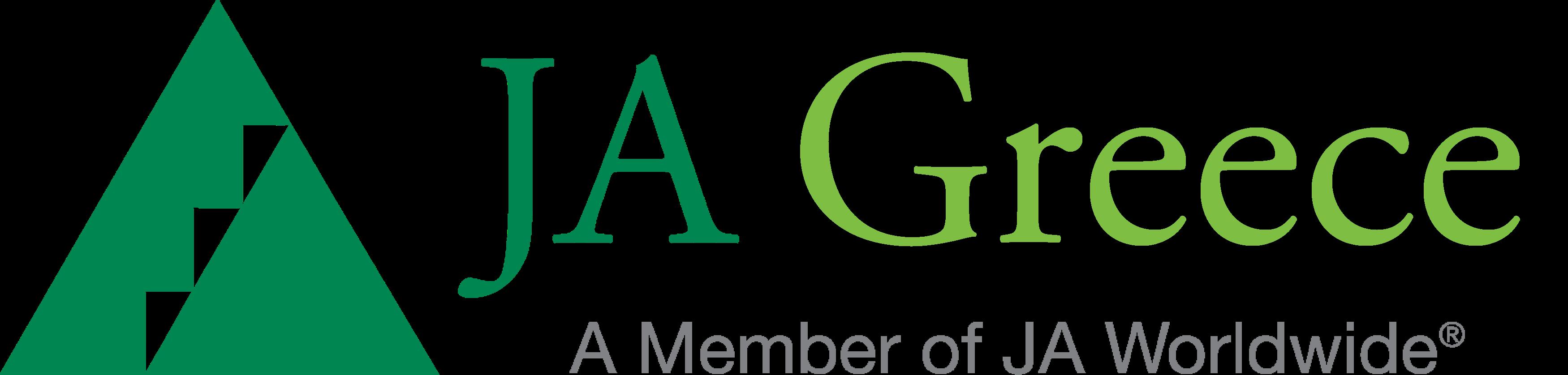 JA Greece logo